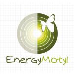 Logo firmy 130 - oryginał - Energy Motyl