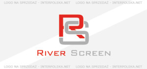 Projekt logo - river screen