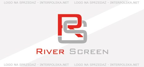 Logo firmy nr 131 – River Screen