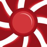 Logo firmy 133 - powiększone - Wentylator