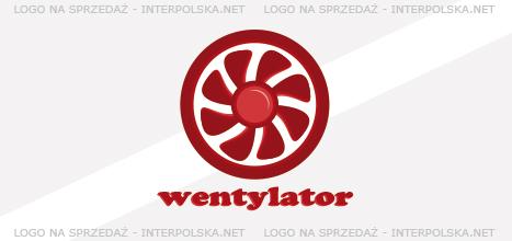 Logo firmy nr 133 – Wentylator