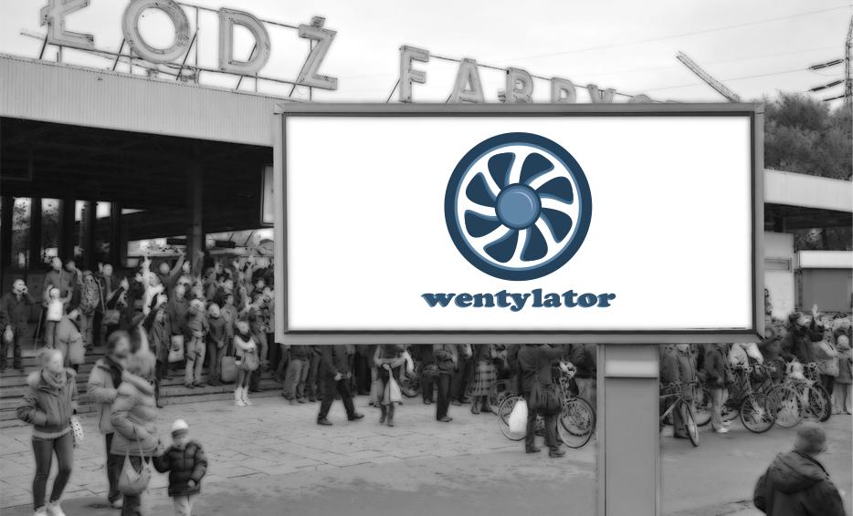 Logo - Wentylator