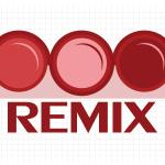 Logo firmy 134 - oryginał - Remix