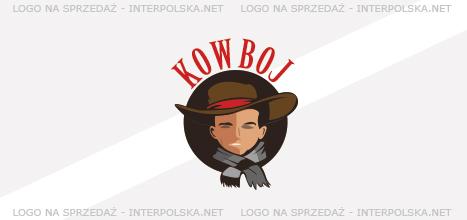 Projekt logo - Kowboj