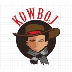 Logo firmy 135 - oryginał - Kowboj